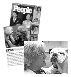Pet celeb and Denver doc Kevin Fitzgerald landed on 