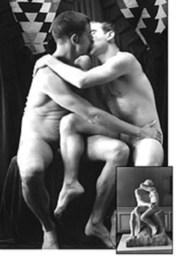 Thou shalt not kiss: John Davenport&#039;s bussing boys, a 