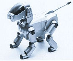 Sony&#039;s &quot;AIBO ERS-111,&quot; 1999.
