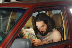 Paul Rudd stars in Our Idiot Brother.