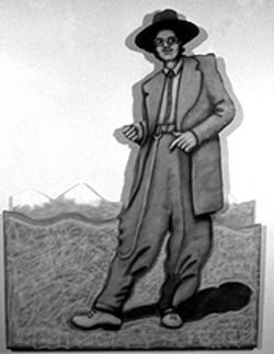 """Zoot Suit in Los Rockies"""