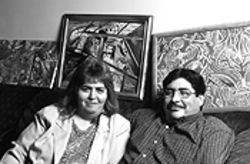Laura Lopez and Dale Lopez Sr. discovered that their  son, Dale, lived on through his art.
