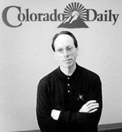 Randy Miller is the new owner of the Colorado Daily.