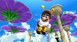Super Mario Galaxy lives up to the buzz.