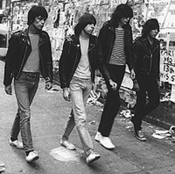 The Ramones live on in a documentary film.