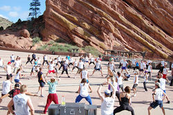 This Red Rocks workout leaves no room for ifs, ands or butts.
