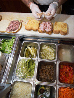 Quality ingredients have a starring role at Red Star Deli.