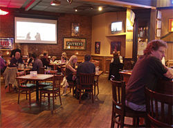 Reiver's recent renovation took it from dusty fern bar to hip neighborhood hangout.