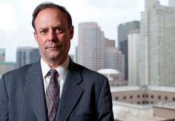 Richard Rosenthal keeps an eye on Denver — and its cops.