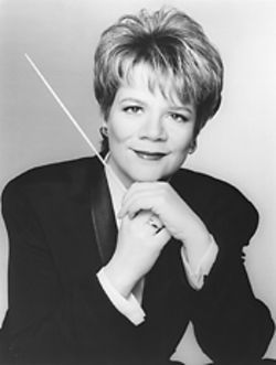 Marin Alsop spreads her wings.
