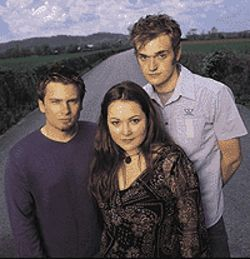 Nickel Creek hits the road to the Chatfield Music  Festival.