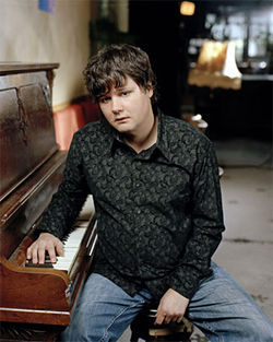 Once again, ladies: That's Ron Sexsmith -- not Sexmachine. Sigh.