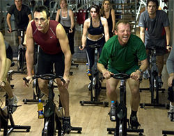 Hank Azaria and Simon Pegg face off in Run Fatboy Run.