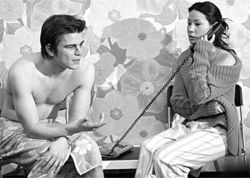 Josh Hartnett and Lucy Liu get close in Lucky 