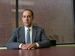Luis Toro, director of Colorado Ethics Watch.
