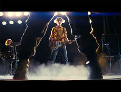 Michael Cera stars in Scott Pilgrim vs. the World.