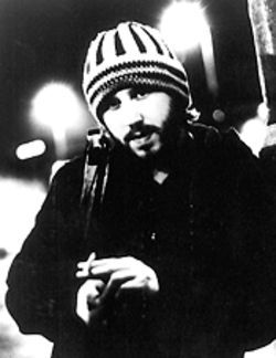 All hail the Bewilderbeast: Damon Gough, aka Badly Drawn Boy.