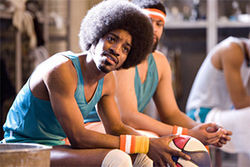 Andre Benjamin keeps it real in Semi-Pro.