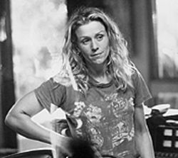 Frisky business: Frances McDormand sees a lot in  Laurel Canyon.