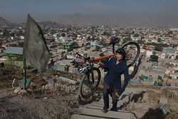 On trips to Afghanistan, Shannon Galpin has interviewed natives across several provinces.