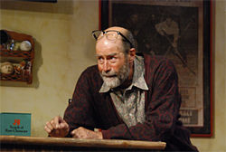 Marcus Waterman as Ray in Yankee Tavern.