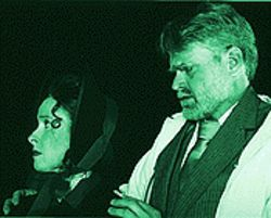 The sins of the father: Joan Kuder Bell and Louis Clark in Major Barbara.