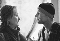 Meryl Streep and Ed Harris in The Hours.