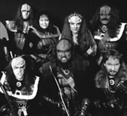 War is swell: The Klingons take Colorado.
