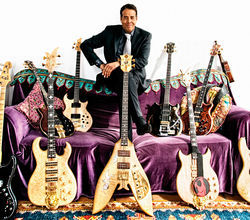Stanley Clarke has all his basses covered.
