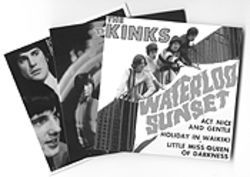 Davies (far left) and the Kinks were one of Britain's more creatively daring — and underappreciated — acts in the '60s.