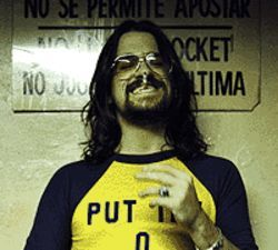 Just Shoot me: Shooter Jennings.