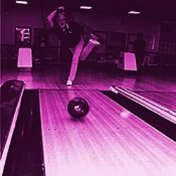 Life in the best lane: On February 17, Jim Lambert had his friends on pins and needles.