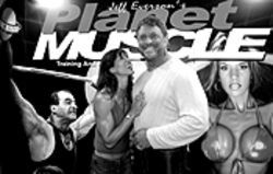 Planet Muscle publisher Jeff Everson is admired by some for his tougher standards.