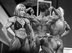 Participants in the Olympia contest know that less is more.
