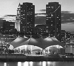 Boston&#039;s Harborlights Pavilion