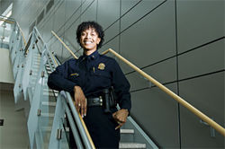 Commander Tracie Keesee took the Denver Police Department to a new level when she suggested working with CU.