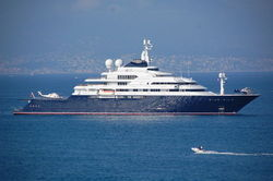 Thanks to the luxury sailing industry, taxpayers helped subsidize Microsoft CEO Steve Ballmer's $200 million yacht, Octopus
