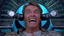 Total Recall, 1990.