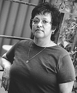 Juliana Ibarra, foster mother and martyr for the cause of juvenile sex offenders.