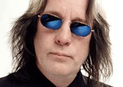 Todd Rundgren takes the wheel of the New Cars.