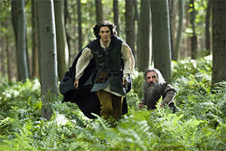 Ben Barnes and Warwick Davis fail to capture the magic in Prince Caspian.