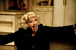 Joanie Brosseau in The Drowsy Chaperone.