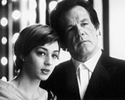 Dicey life: Nutsa Kukhianidze and Nick Nolte gamble in 