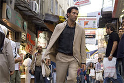 Clive Owen stars as Interpol agent Louis Salinger in The International.