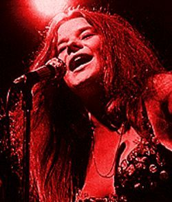 Soul-baring can be painful: Janis Joplin.