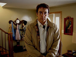 John Cusack as Stanley Phillips in James C. Strouse&#039;s Grace Is Gone.