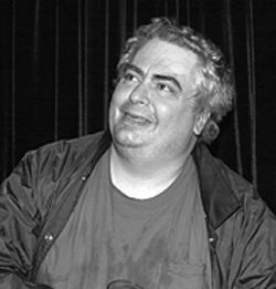 The artist walks alone: Daniel Johnston is currently in the midst of a solo tour across America.