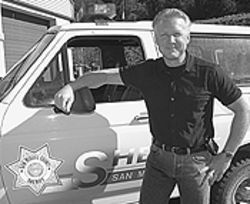 Ride the high country: San Miguel County sheriff Bill 