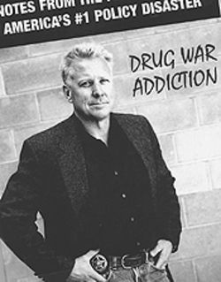 Reefer's digest: Bill Masters became a national figure  with his 2001 book, Drug War Addiction.