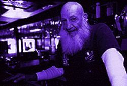 Tattoo you: Leonard speaks his mind behind the bar at Leonard's II...